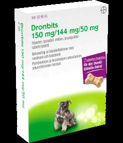 Drontal Dronbits matolääke koirille